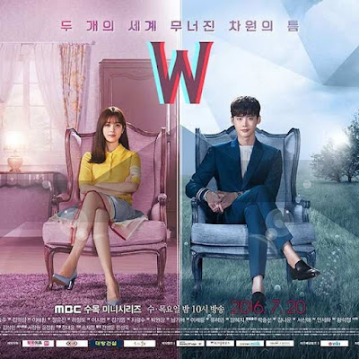 Download Drama Korea W (2016) Subtitle Indonesia
