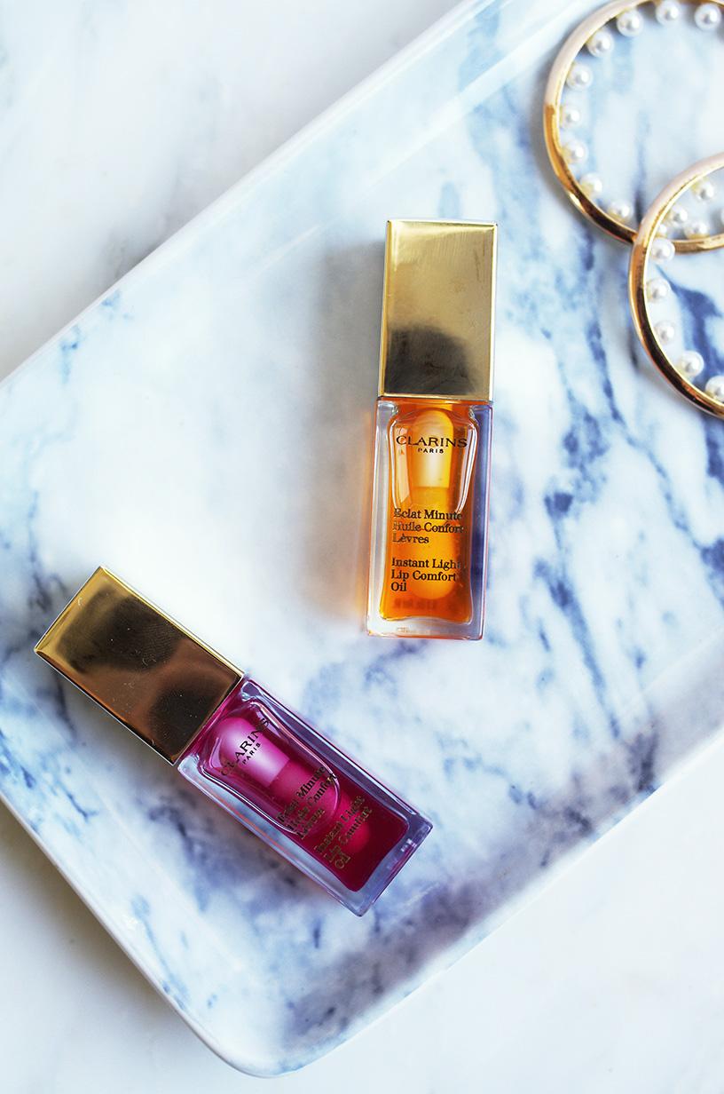Elizabeth l Beauty review Clarins éclat minute huile confort lèvres l Makeup Lips l THEDEETSONE l http:/:thedeetsone.blogspot.fr