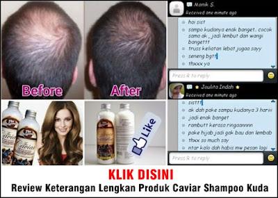 Shampoo Penumbuh Rambut dan Melebatkan Rambut Alami