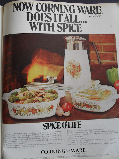 Pyrex Collective Love Corning Ware