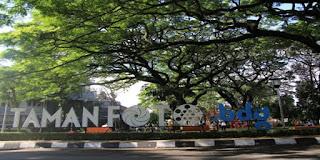 Taman Taman Di Bandung Yang Bagus Dan Asyik Buat Nongkrong Dan Melepas Penat