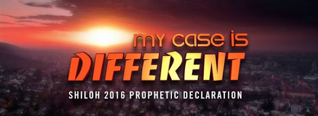 Declaring The Prophetic Theme Of Shiloh 2016 - David O. Oyedepo