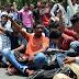 बिहार : इण्टर परीक्षा फाॅर्म शुल्क वृद्धि के खिलाफ छात्रों का फूटा आक्रोश, इण्टर कौंसिल पर रोषपूर्ण प्रदर्शन