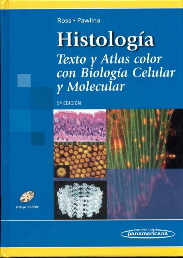 libro de histologia ross pawlina 6ta edicion pdf