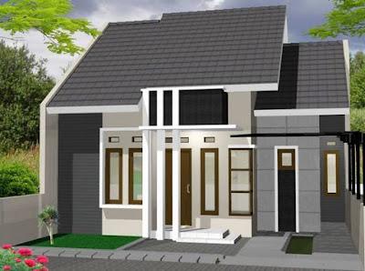 Koleksi Foto Desain Rumah Minimalis 1 lantai Type 36