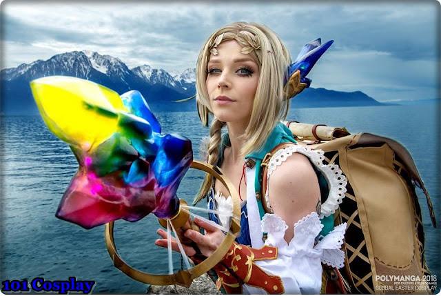 Atelier Firis cosplay by Tenkou