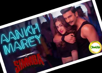 Aankh Marey Song Lyrics   SIMMBA