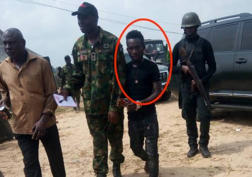 Arrested Militant Leader Killed In An Ambush While Trying To Escape