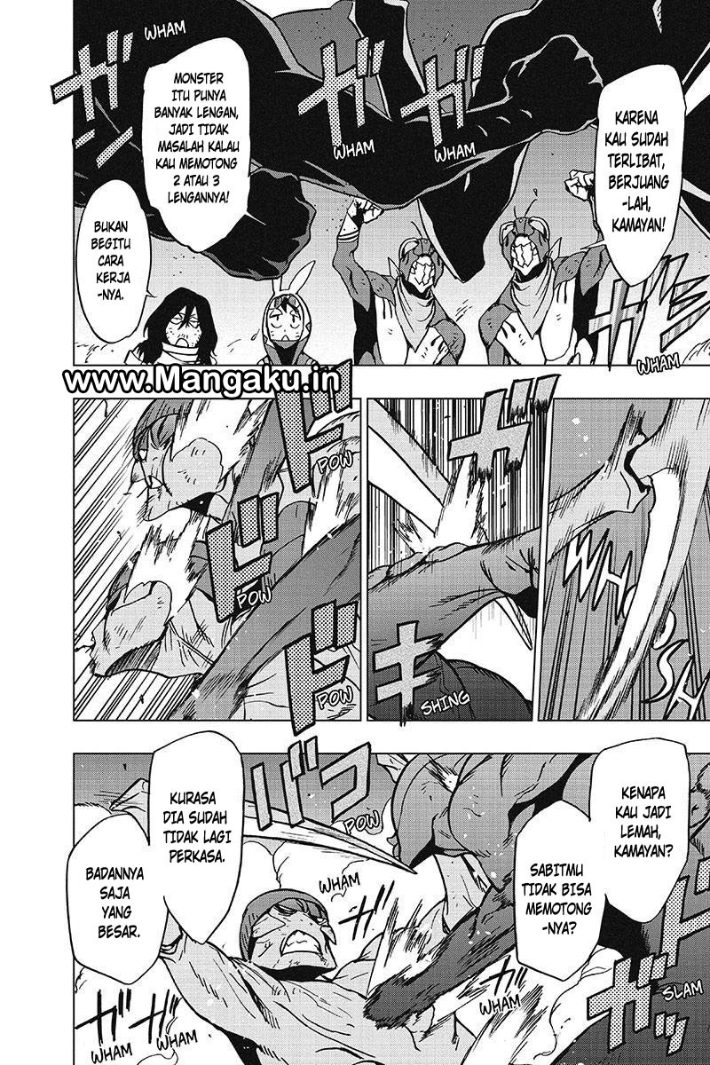 Boku no Hero Academia Illegal Chapter 40-17