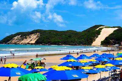 praia do morro do careca- Ponta Negra