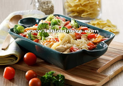 Resep dan Cara Membuat Kaserol Ayam Brokoli