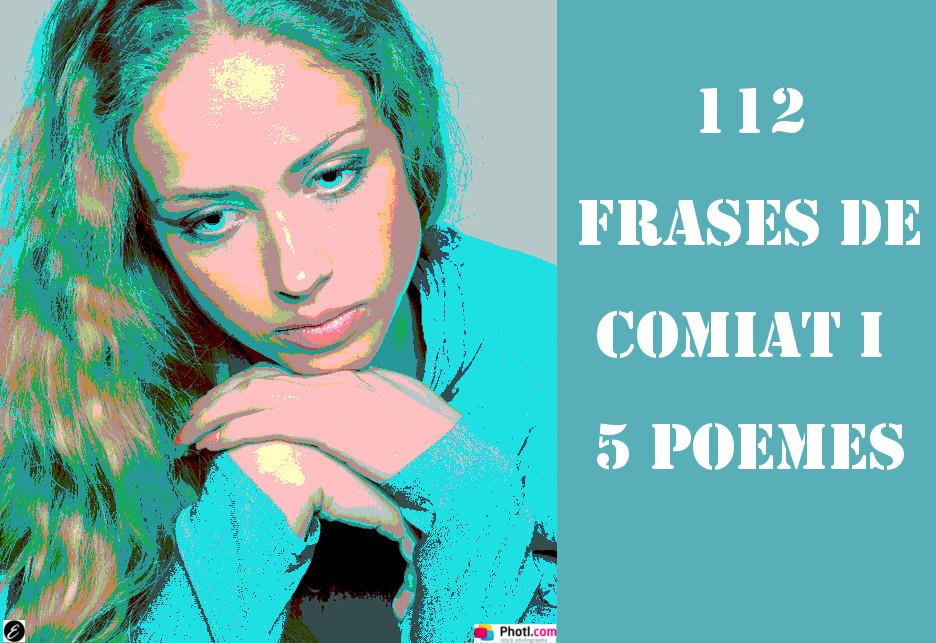 Edithsme 112 Frases De Comiat I 5 Poemes