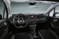 Fiat 500X S-Design (2017) Dashboard