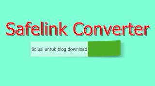 Cara Memasang Auto Safelink Di Wapblog