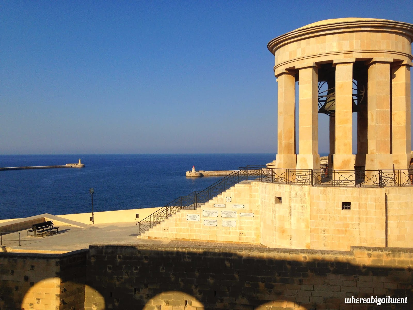 The Grand Harbour, Valletta Malta