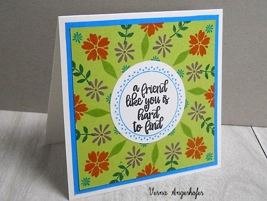 VaS Creative Clutter Springtime Friendship