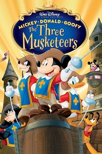 Watch Mickey, Donald, Goofy: The Three Musketeers Online Free in HD