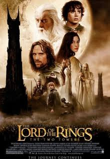 The Lord of The Rings 2 The Two Towers By J.R.R. Tolkien