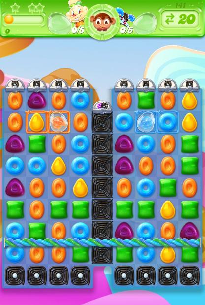 Candy Crush Jelly Saga 141