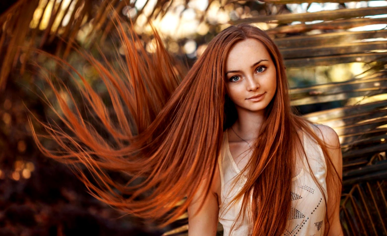 Lovely Girl Redhead Hd Wallpaper Wallpapers Desktop