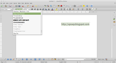 Cara Install Font Windows di Ubuntu / Linux Mint ALL VERSION