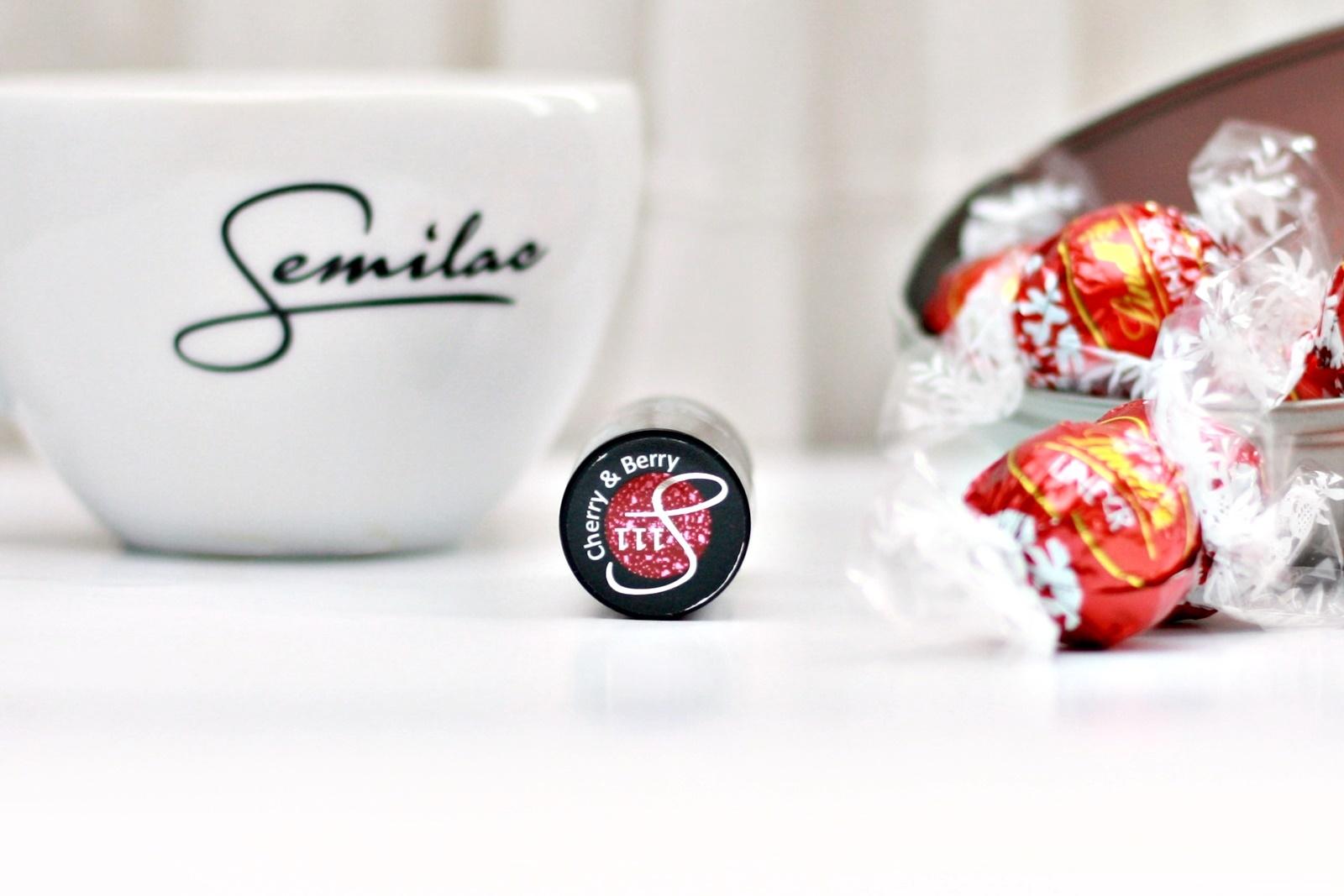 Kolejny Semilike - Semilac Cherry&Berry {jak się prezentuje?}