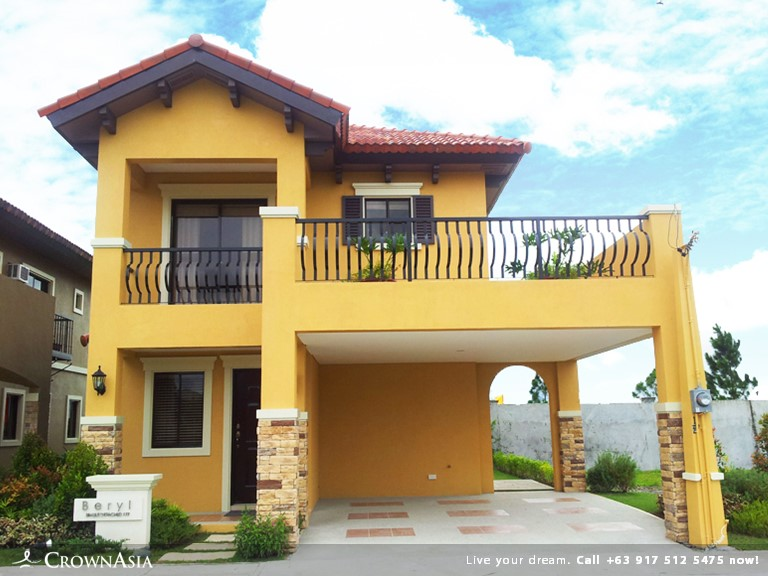 Valenza - Beryl | House and Lot for Sale Sta. Rosa Laguna