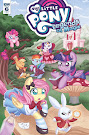 "My Little Pony Abigail ""LeekFish"" Starling Comic Covers"