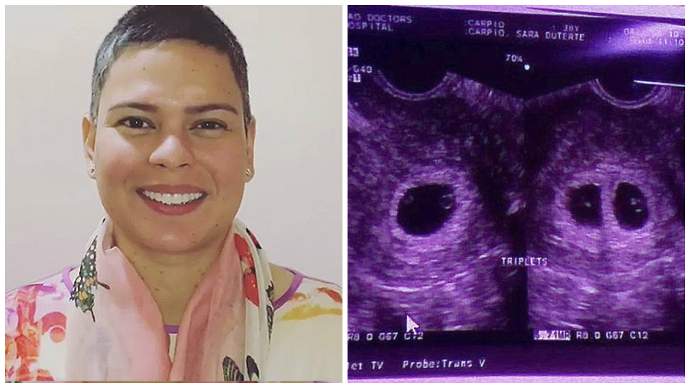 Mayor Inday Sara Duterte: Soon-to-be Mother of Triplets.