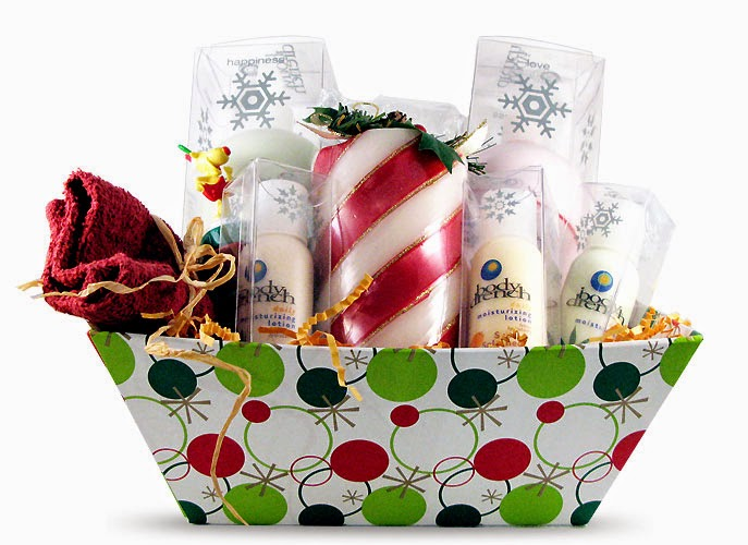 The Best Collectibles And Gifts: Christmas Gift Basket