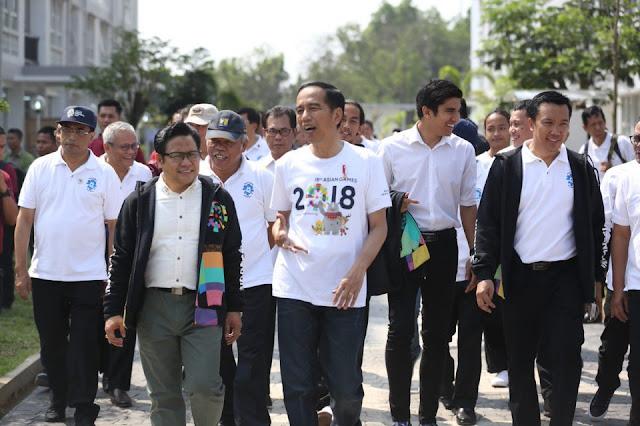 Jika 2 Hari Ini Jokowi Tak Pilih Cak Imin, PBNU Angkat Kaki