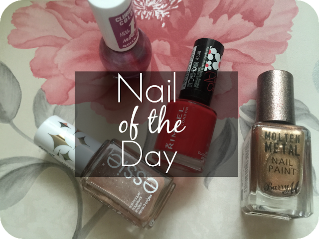 nail of the day barry m