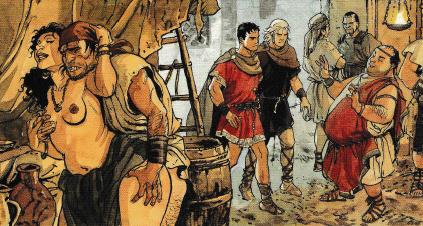 prostitutas imperio romano mi familia es