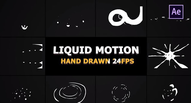 ogfikhbjoithgXcXdEa Liquid Motion Elements And Transitions – Free Download After Effects Project download