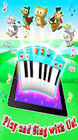 iPad & Android piano learning apps