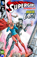 Os Novos 52! Supergirl #26