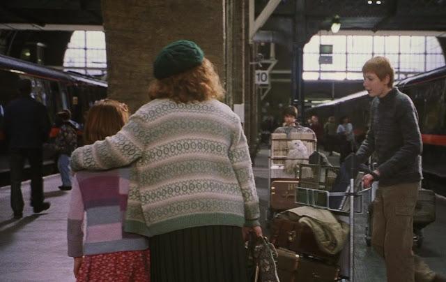Моли Уизли - Хари Потър и философският камък
