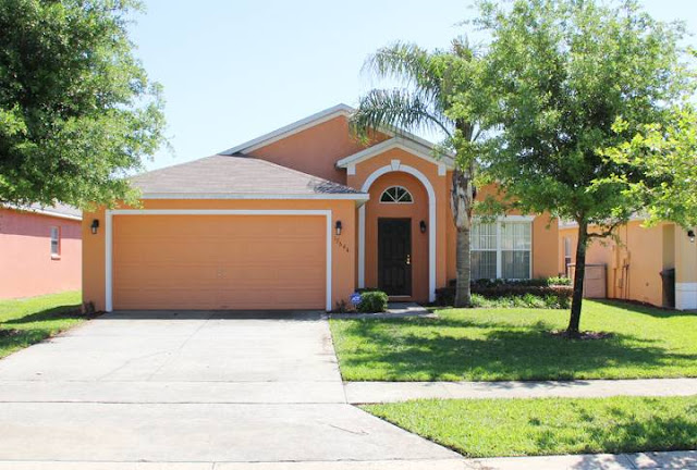 vacation home rental kissimmee Orlando