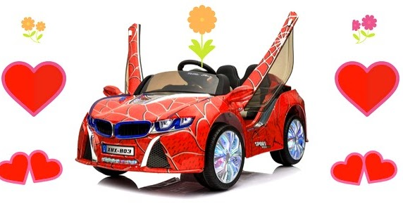 New 2018 Spider Color Bmw I8 Car For Kids Remote Control Baby Toys