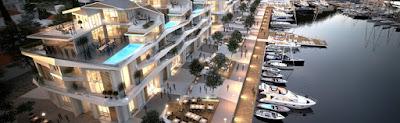 Eksluzivni hotelski kompleks i marina