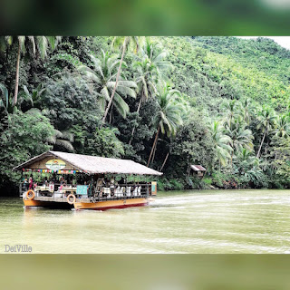 The Loboc River Cruise and Floating Restaurant