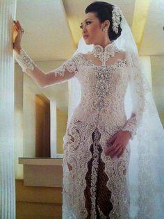 Model Kebaya Akad Nikah Anne Avantie : model, kebaya, nikah, avantie, Kebaya, Nikah, Avantie, Terbaru, Kumpulan, Model, Modern