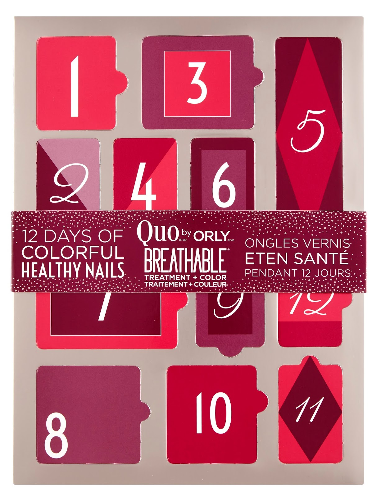 Nail Experiments: Quo by ORLY | 12 Days of Colorful Healthy Nails ...