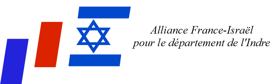 Alliance France Israel pour le département de l'Indre