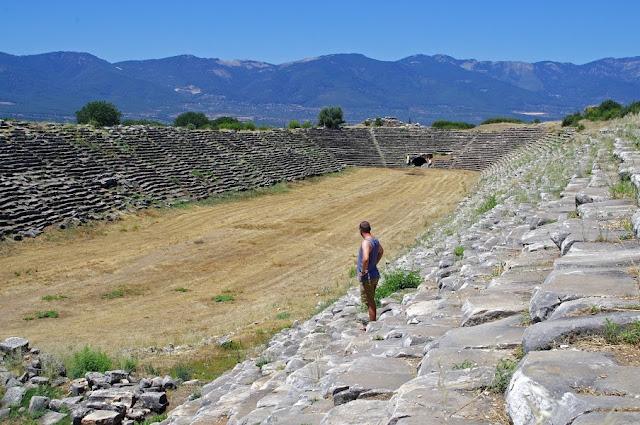 Aphrodisias Stadium Turkey