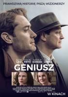 Geniusz plakat film