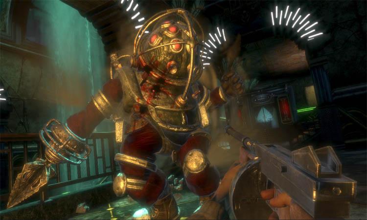 تحميل لعبة BioShock