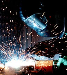 gas metal arc welding ppt