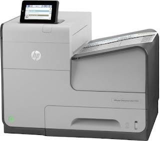 HP Officejet Enterprise Color X555dn Driver Download