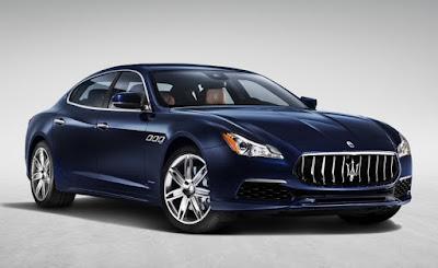 Maserati Quattroporte Tire